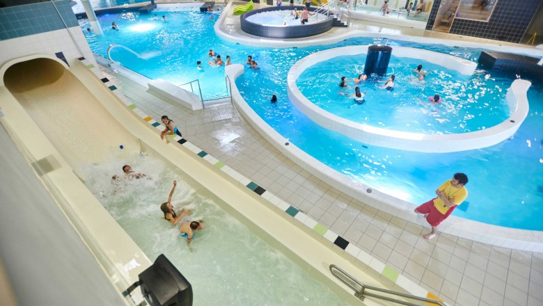 recreatie zwembad de kouter