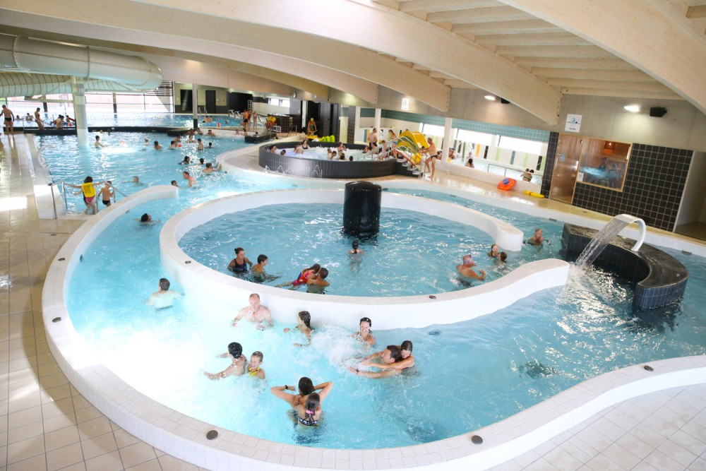 Centre aquatique zwembad de kouter for Piscine menin tarif
