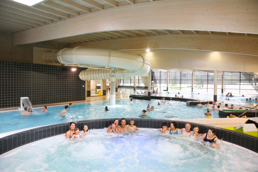 centre aquatique | zwembad de kouter