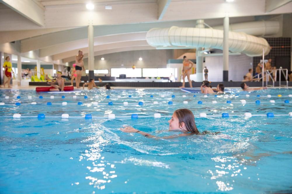 Sport zwembad de kouter - Piscine poperinge ...