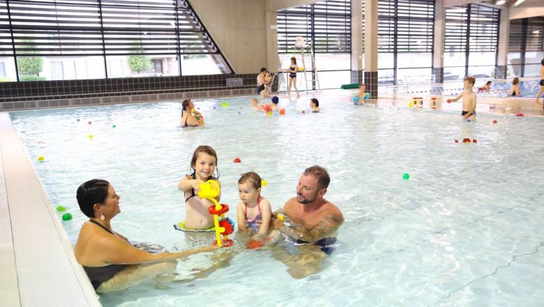 bassins sportifs | zwembad de kouter